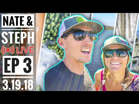 Vanlife Q&A - Weekly LIVE Chat #3   Adventure In A Backpack