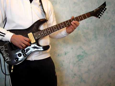 how to play scorpions holiday on guitar