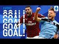 Immobile Hits Hat-Trick While Hernández Scores A Screamer For Milan! | EVERY Goal R20 | Serie A TIM