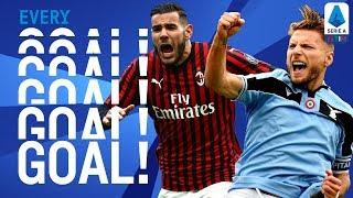 Download Immobile Hits Hat-Trick While Hernández Scores A Screamer For Milan!   EVERY Goal R20   Serie A TIM Mp3 and Videos