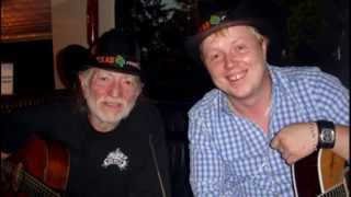 "Kurt Nilsen & Willie Nelson  -  ""Lost Highway"""