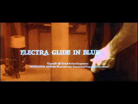 Electra Glide In Blue  Tribute 1