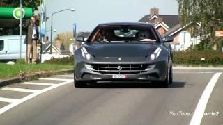 Ferrari FF Sound!! - 1080p HD