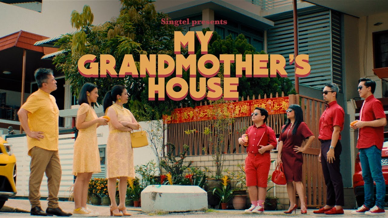 Download My Grandmother's House