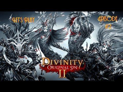 #DnDecember Divinity Original Sin 2 - Digging a deeper hole
