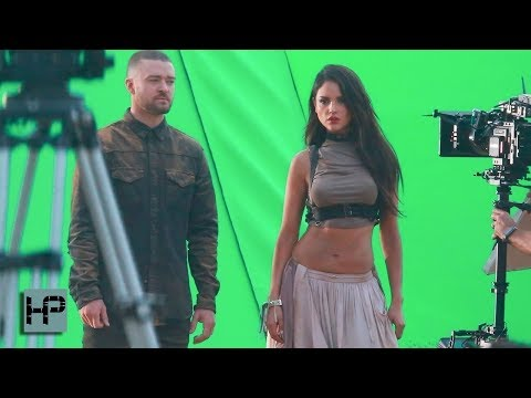 Justin Timberlake  Supplies Music Video with Eiza Gonzalez!!!