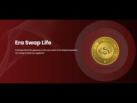 How to create Era Swap Wallet via referral on Eraswap.Life   ALL PLATFORMS