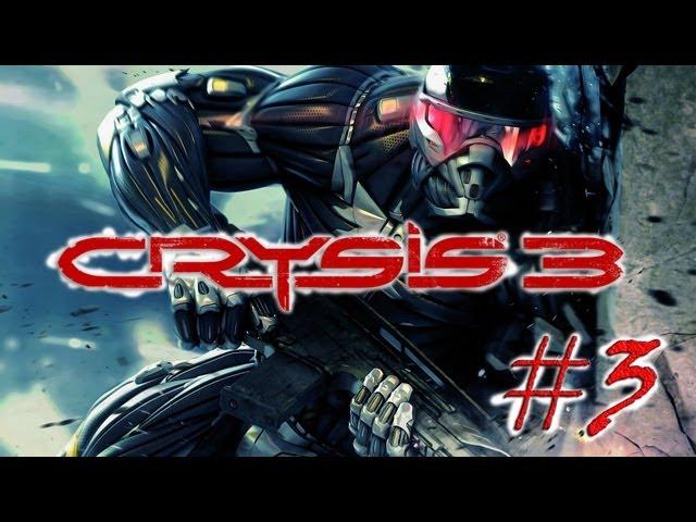 Смотреть прохождение игры Crysis 3. Серия 3 - Встреча с Цефами.
