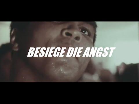 Besiege die Angst ! Motivation(Deutsch/German)