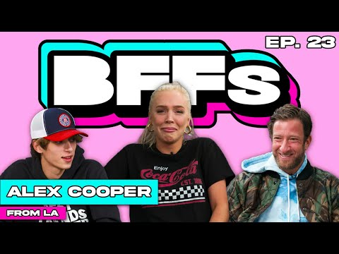 ALEX COOPER HOOKED UP WITH LOGAN PAUL? BFFs EP. 23 FROM LA