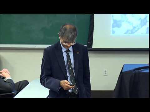 2015 Van Horn Distinguished Lectures: 1