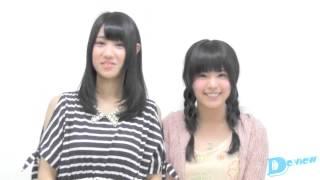 月刊デ☆ビューで連載『NMB48おぼえてカエッて』を連載中の、ナンバの母...