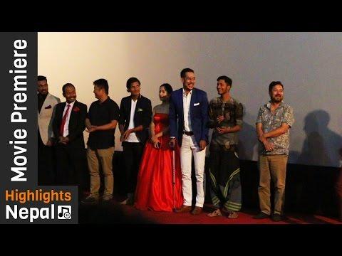 New Nepali Movie BIR BIKRAM Red Carpet Premiere | Dayahang Rai, Diya Pun, Arpan Thapa, Najir Hushen