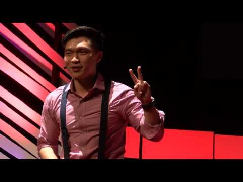 Why the Chip on Your Shoulder is Your Greatest Strength | Joey Kim | TEDxUIUC