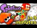 The History Of Splatoon | A Brief History
