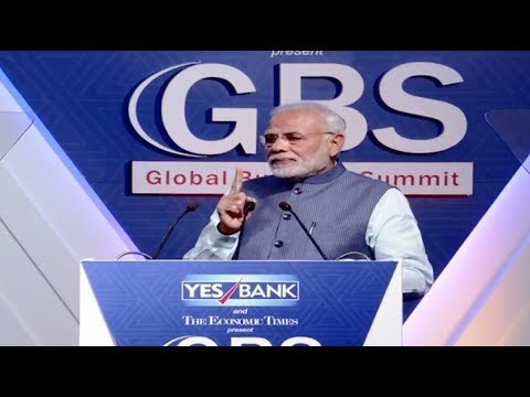 PM Narendra Modi's speech at ET Global Business Summit on 'Preparing India for the Future'.