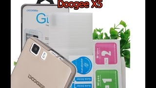 Doogee x5 Стекло и бампер / Doogee x5 Glass and bumper(Предлагаю вашему вниманию распаковку посылки из китая - стекло и бампер для смартфона Doogee X5. Отличное..., 2015-12-04T14:54:25.000Z)