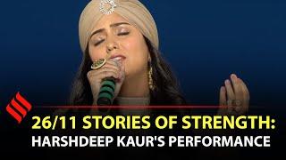 "Harshdeep Kaur performs ""Luka chhupi bohot hui, saamne aa jaa na."""