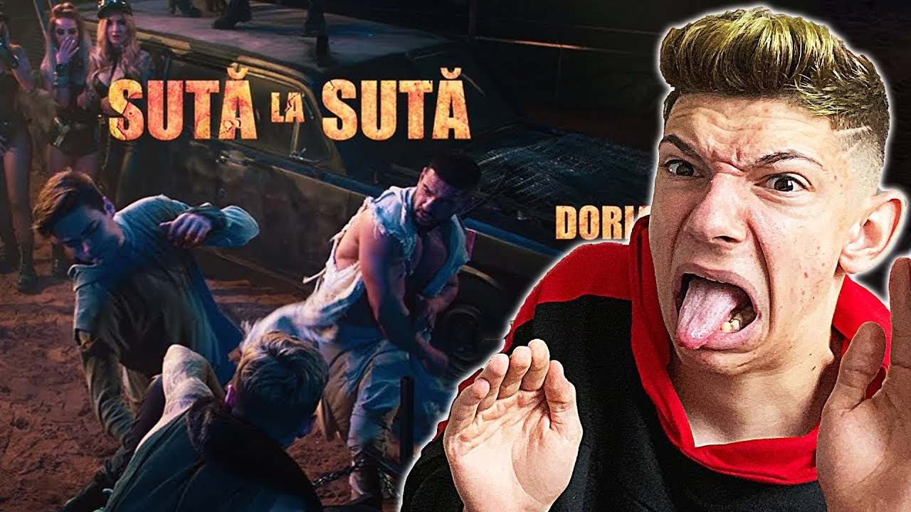 REACTIONEZ La Dorian Popa feat. Selly - Suta la Suta (Official Video)
