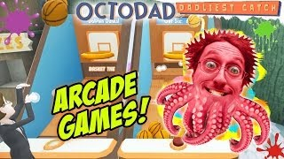 OctoDad: Dadliest Catch Part 5: My Wife Doesn't Appreciate Gifts! (PC Face Cam Arcade Commentary) thumbnail