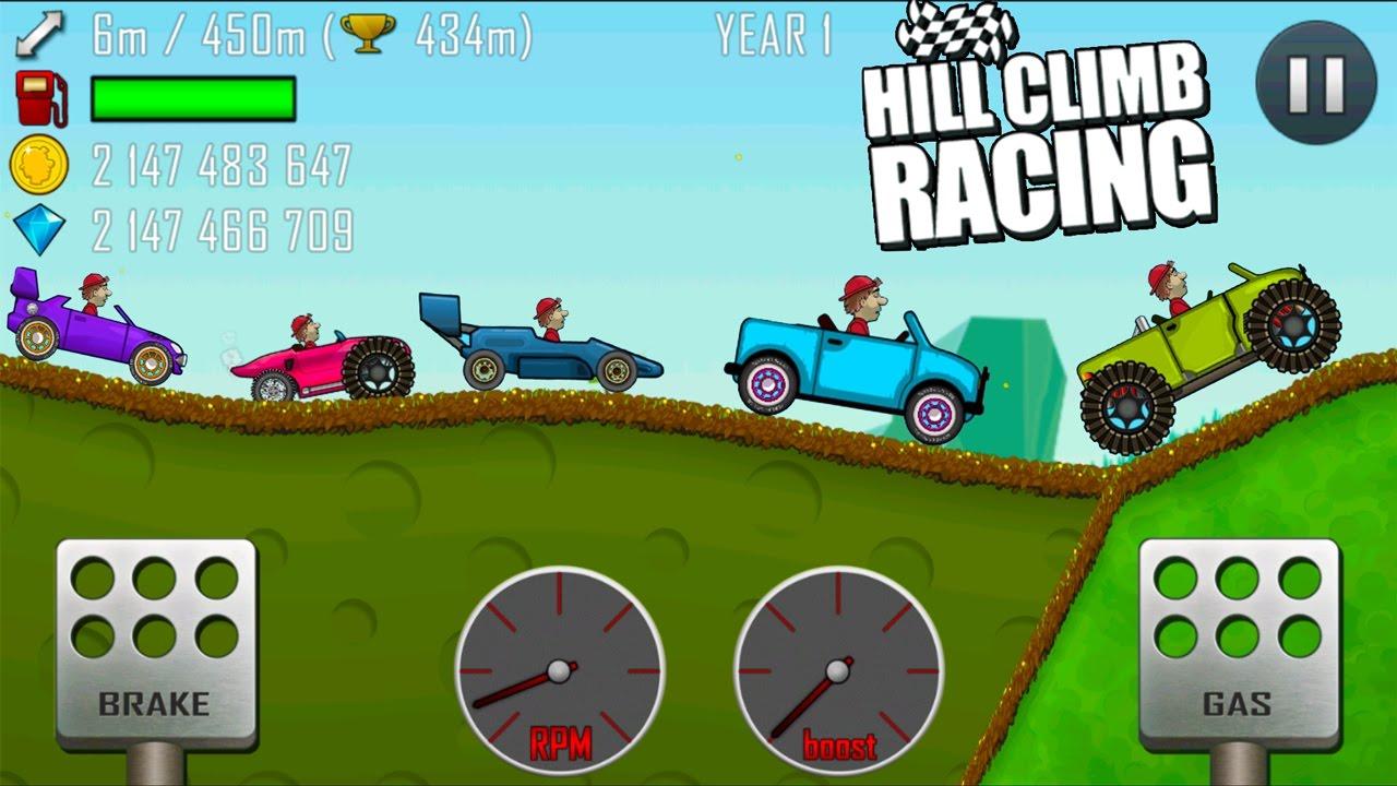 Hill Climb Racing Garage All Vehicles - ( JEEP, RACE CAR, BIG MONSTER, RALLY CAR, MONSTER TRUCK )