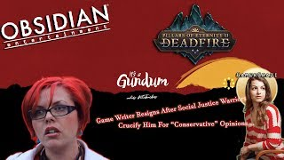 Game Writer Resigns After Social Justice Warriors Crucify Him For Having Opinions