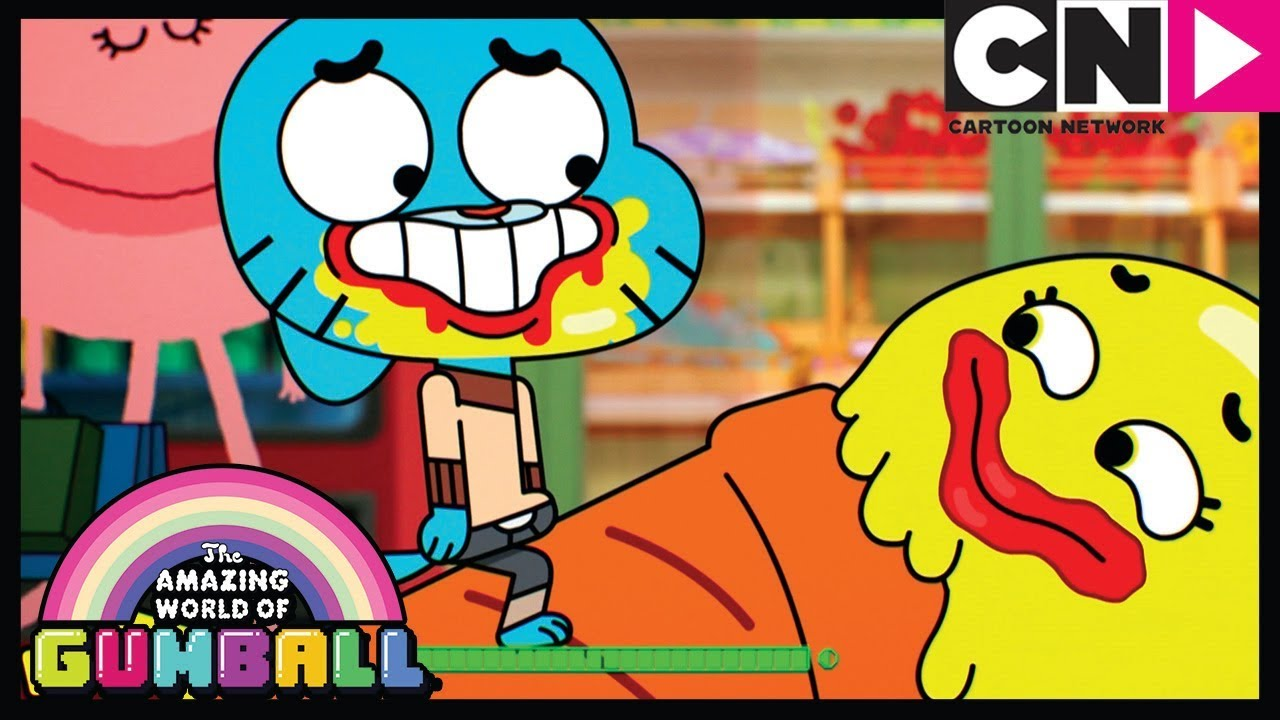 Katastrofa | Niesamowity świat Gumballa | Cartoon Network