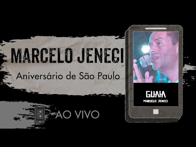 Marcelo Jeneci - Aniversário de São Paulo