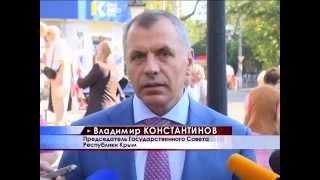 Память воинов Крымской войны почтили в Крыму  - «Видео новости - Крыма»