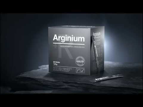 Produktion von Arginium