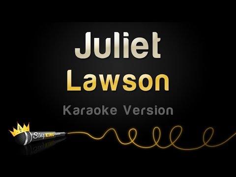 Lawson - Juliet (Karaoke Version)