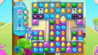 CANDY CRUSH SODA Saga Level 1447 ★★★