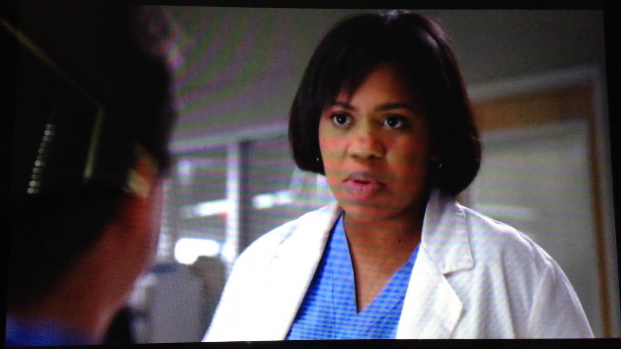 My fav Dr Bailey moment. Season 2 episode 25 \