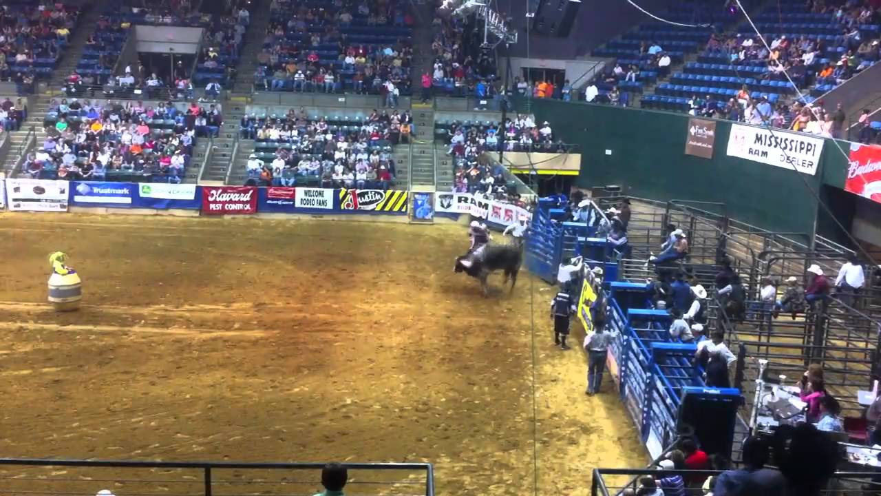 Dixie National Rodeo 2011 Youtube