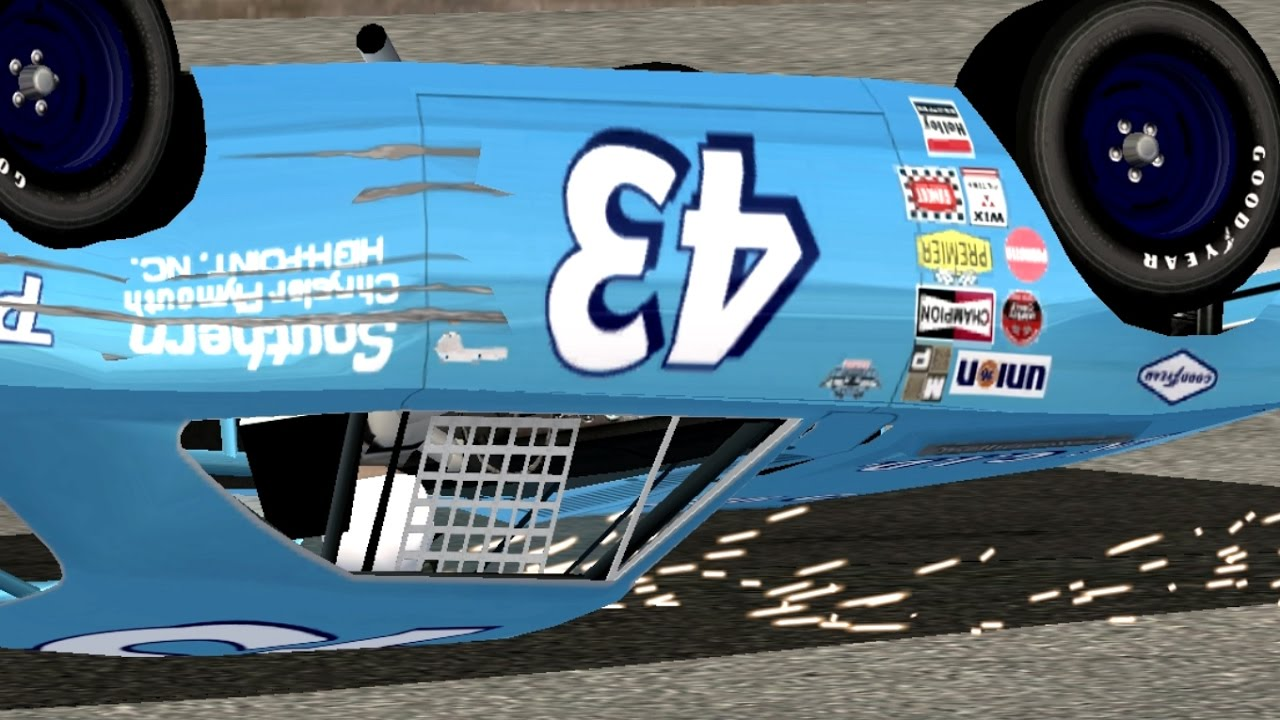 Can I Recreate Richard Petty S 1970 Darlington Flip Part