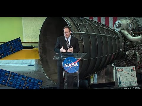 """State of NASA"" Events Highlight Agency Goals for Space Expl"