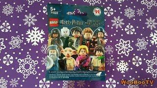 LASTENOHJELMIA SUOMEKSI - Lego Minifigures - Harry Potter ja ihmeotukset - osa 1