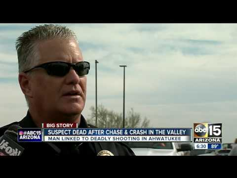 More information coming to light about Ahwatukee police pursuit