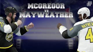 McGregorMayweather decide to make their fight a hockey tilt – Thumb League