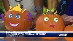 Pumpkin Patch Festival Returns