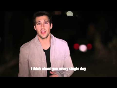 James Maslow - Love Somebody (Cover) Lyric Video