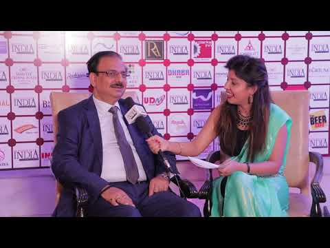 Mr. Rakesh Kumar, Chairman, IEML exclusive interview during the Hospitality India Travel Awards