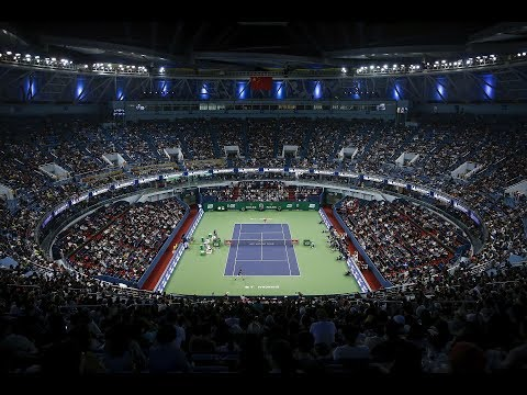 Watch live ATP World Tour 1000 practice court streaming from the Shanghai Rolex Masters