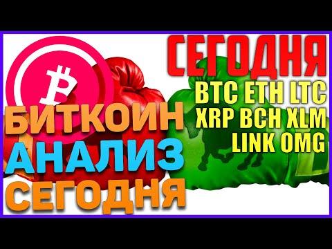 Прогноз-по-Биткоин,-btc,-eth,-ltc,-xrp,-xlm,-bch,-omg,-link-на-сегодня!-Набор-ликвидности-потом-в...