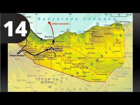 14 Conquista Italiana Del Somaliland | Seconda Guerra Mondiale Podcast