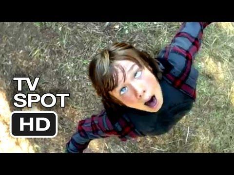 Dark Skies TV SPOT - Missing (2013) - Keri Russell Sci-Fi Thriller HD
