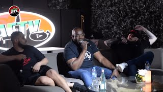 AFTV In Dubai Q&A ft Robbie, DT & Troopz   At Five, The Palm, Jumeirah [Part 2] thumbnail