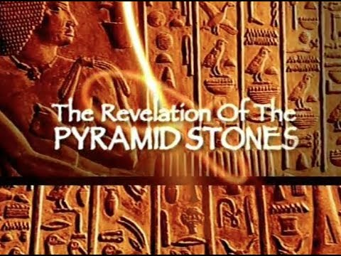 The Revelation of the Pyramid Stones