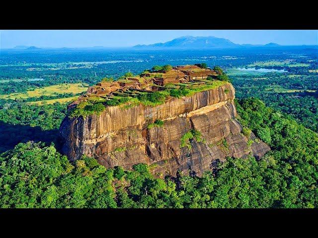 Sigirija - Zagadka Starożytnej Budowli na Szczycie Skały