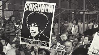 Shirley Chisholm: Black Heritage Stamp Series